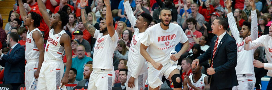 Is Radford a safe bet in the First Four this Tuesday?
