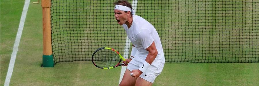 2019 Wimbledon Men's Semifinals Odds, Preview and Picks