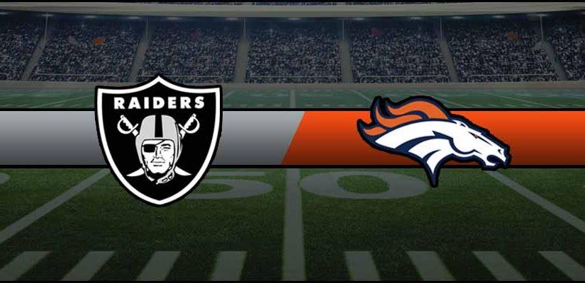 Raiders vs Jaguars Result NFL Score