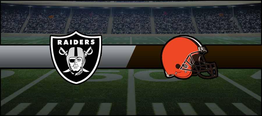 Raiders vs Browns Result NFL Score