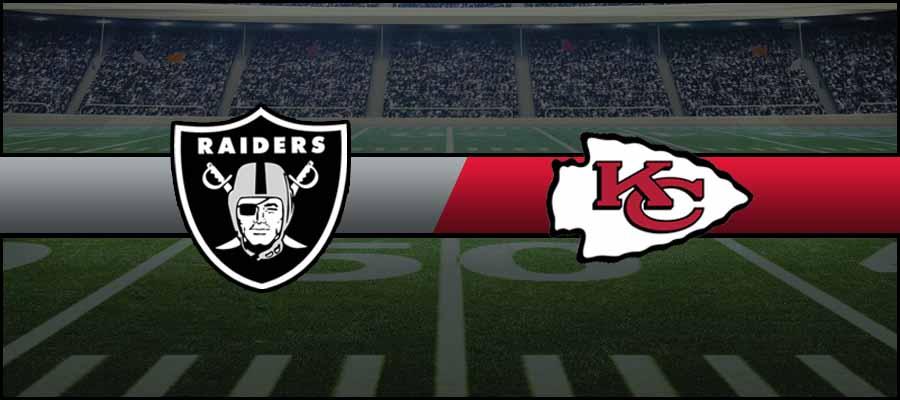 Raiders vs Chiefs Result NFL Score