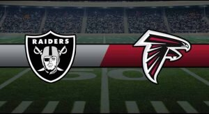 Raiders vs Falcons Result NFL Score