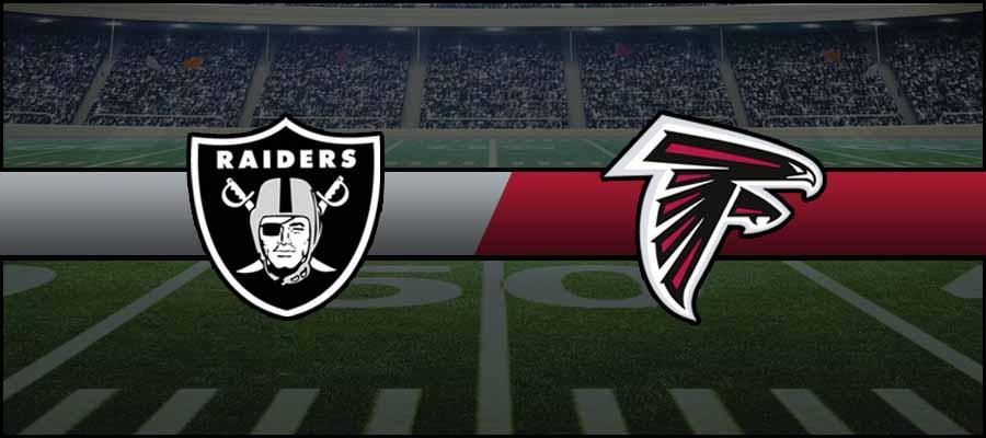 Raiders vs Falcons Result NFL Score