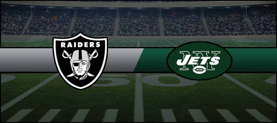 Raiders vs Jets Result NFL Score