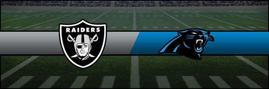Raiders vs Panthers Result NFL Score
