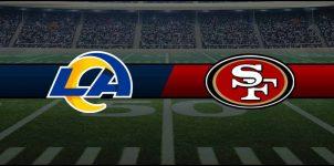 Rams vs 49ers Result NFL Score