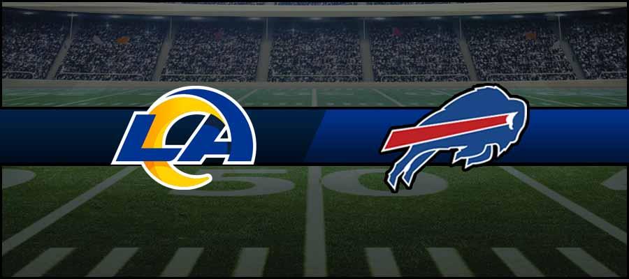 Rams vs Bills Result NFL Score
