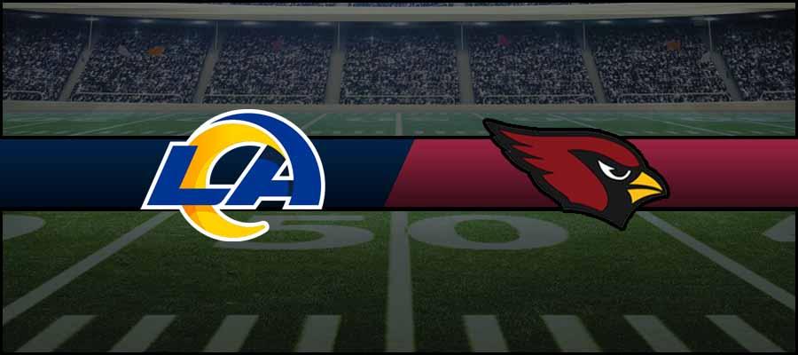 Rams vs Cardinals Result NFL Score