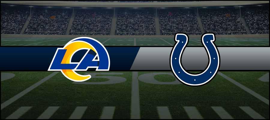 Rams vs Colts Result NFL Score