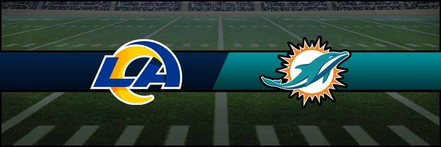 Rams vs Dolphins Result NFL Score
