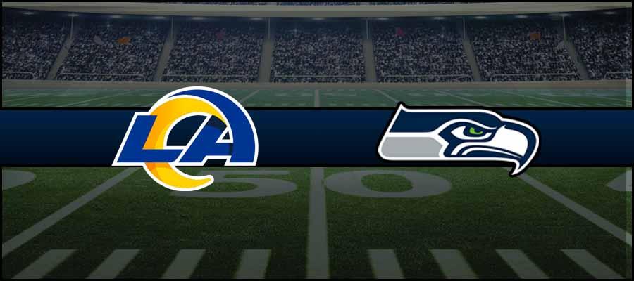 Rams vs Seahawks Result NFL Score
