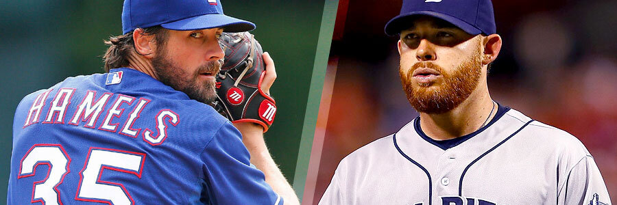 Texas Rangers at San Diego MLB Odds and Game Preview