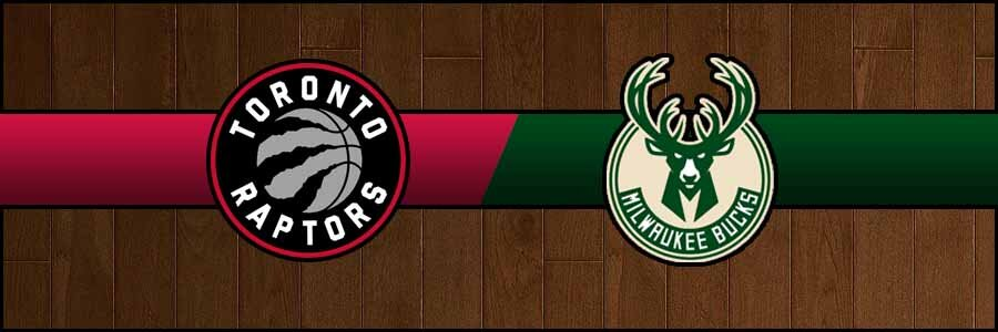 Raptors @ Bucks Result Friday Basketball Score