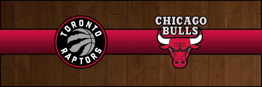 Raptors vs Bulls Result Basketball Score