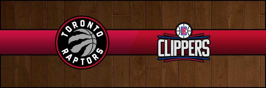 Raptors vs Clippers Result Basketball Score