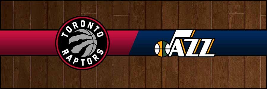 Raptors vs Jazz Result Basketball Score