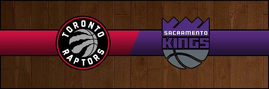 Raptors vs Kings Result Basketball Score
