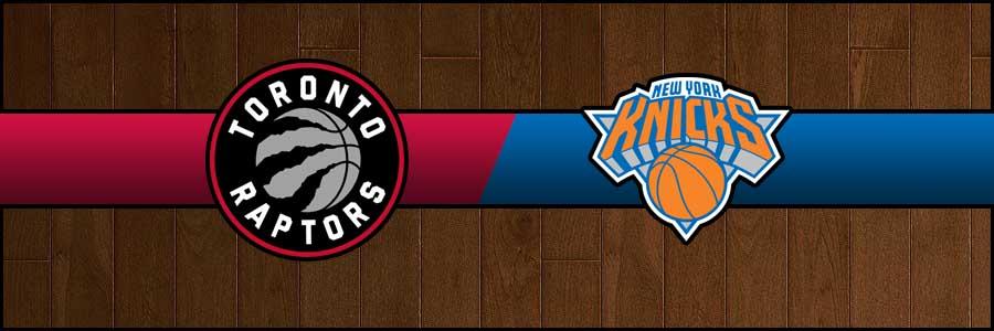 Raptors vs Knicks Result Basketball Score