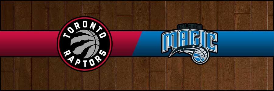 Raptors vs Magic Result Basketball Score
