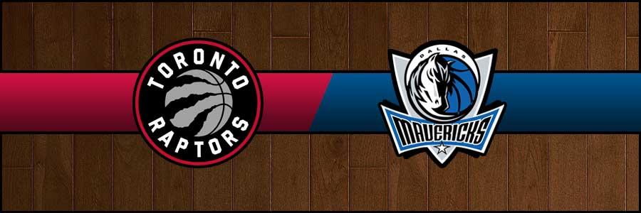 Raptors vs Mavericks Result Basketball Score