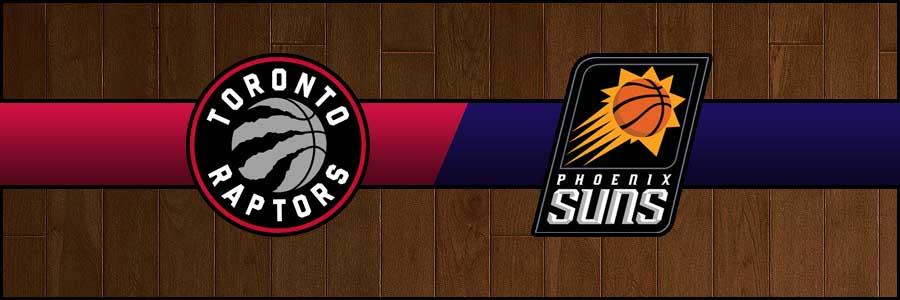 Raptors vs Suns Result Basketball Score