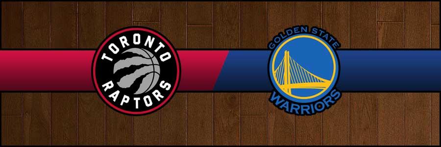 Raptors vs Warriors Result Basketball Score
