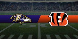 Ravens vs Bengals Result NFL