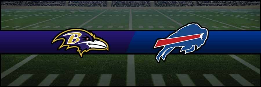 Ravens vs Bills Result NFL Score