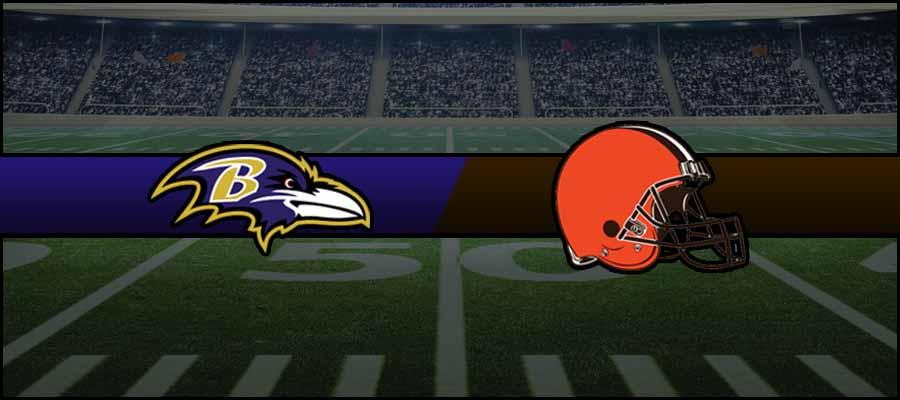 Ravens vs Browns Result NFL Score