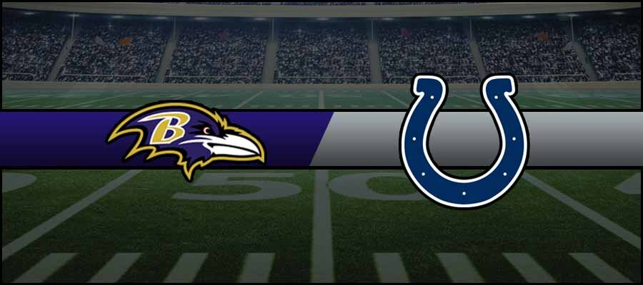 Ravens vs Colts Result NFL Score