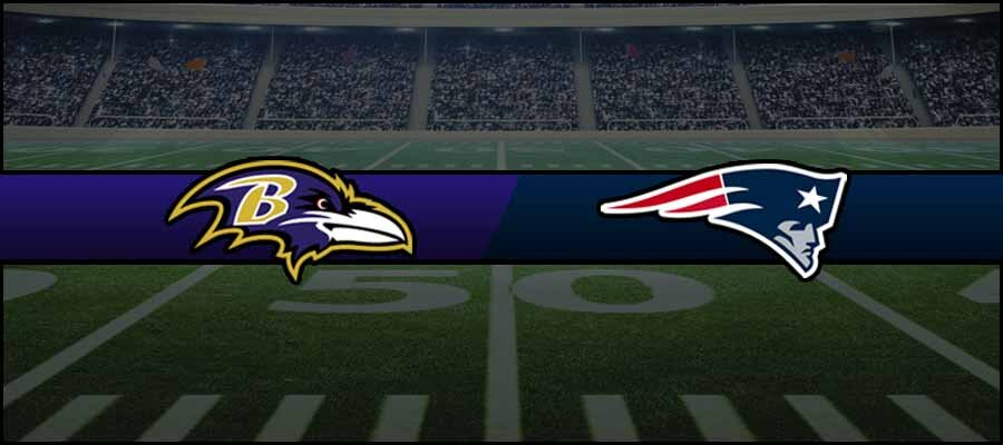 Ravens vs Patriots Result NFL Score