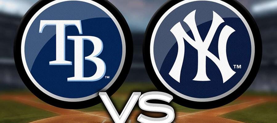 Rays vs Yankees