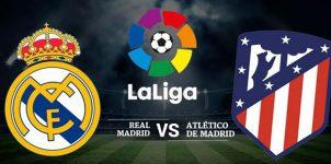 Real Madrid vs Atletico Madrid 2020 La Liga Odds, Preview, and Pick