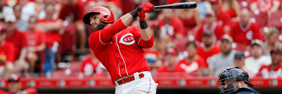 Are the Reds a safe bet this weekend in the MLB?