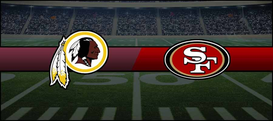 Redskins vs 49ers Result NFL Score