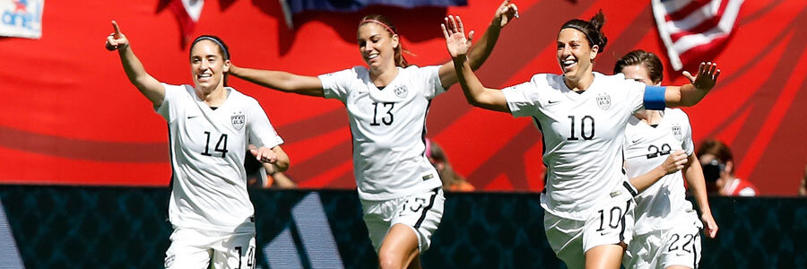 Rio 2016 Women's Soccer Expert Betting Pick