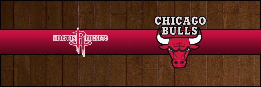 Rockets vs Bulls Result Basketball Score