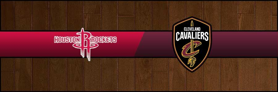 Rockets vs Cavaliers Result Basketball Score