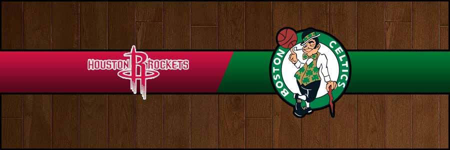 Rockets vs Celtics Result Basketball Score