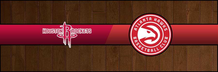 Rockets vs Hawks Result Basketball Score