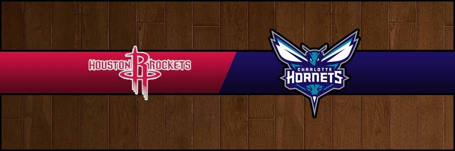 Rockets vs Hornets Result Basketball Score