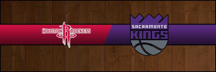 Rockets vs Kings Result Basketball Score