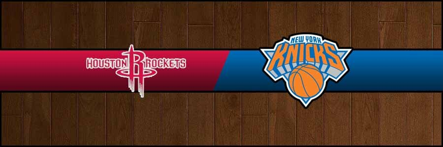 Rockets vs Knicks Result Basketball Score