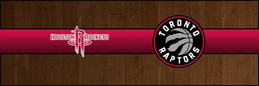 Rockets vs Raptors Result Basketball Score