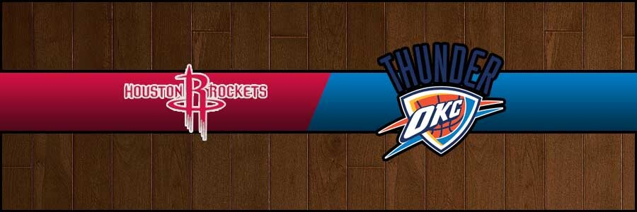 Rockets vs Thunder Result Basketball Score