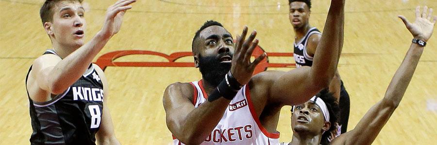 Rockets vs Kings NBA Odds, Betting Preview & Prediction