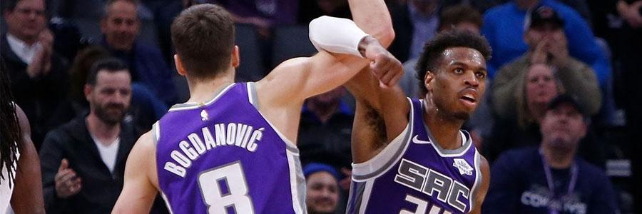 Bucks vs Kings 2020 NBA Spread, Game Info & Expert Pick