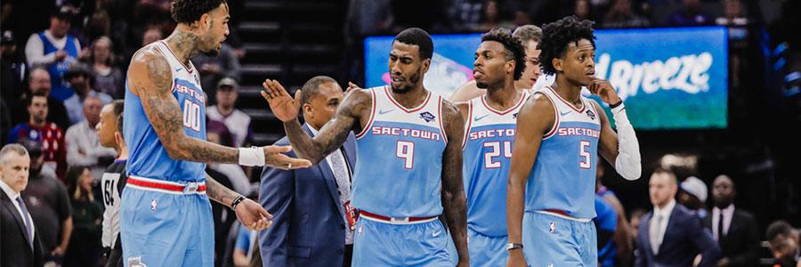 Kings vs Raptors NBA Betting Odds & Game Prediction