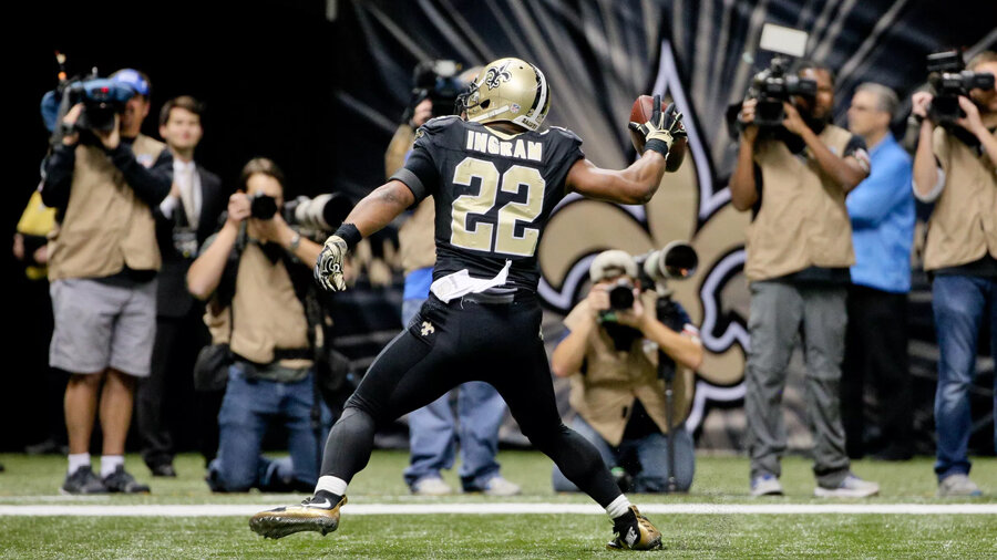 The Saints will face the Buccaneers.