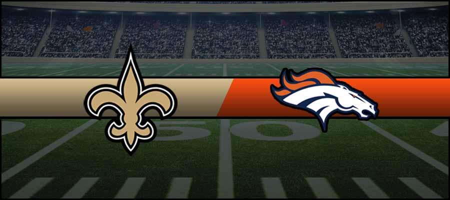 Saints vs Broncos Result NFL Score